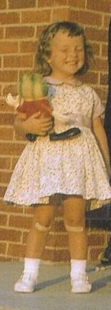 lisa childhood pic